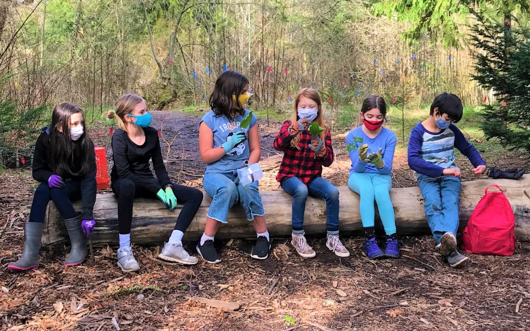 The Great Outdoors: Classroom of Tomorrow