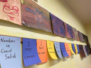 SWS Grade 4: Numbers in Coast Salish